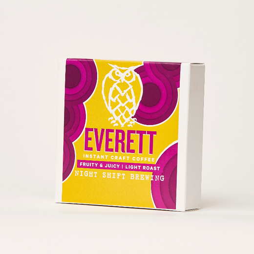 Instant Coffee: Everett Blend