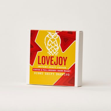 Instant Coffee: Lovejoy Blend