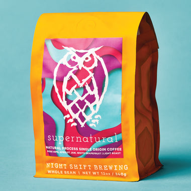 Supernatural - Natural Process Single Origin