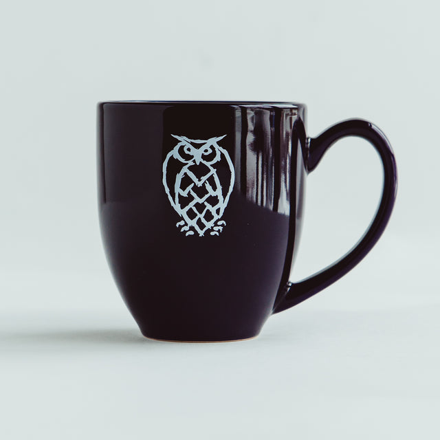 Coffee Mug - Navy Blue