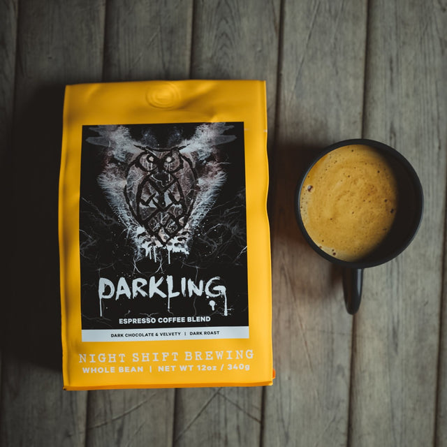 Darkling - Espresso Coffee Blend