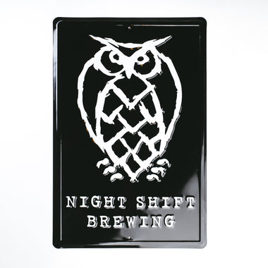 Night Shift Brewing Tin Tacker