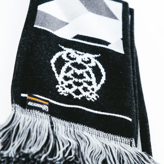 NSB Scarf - Black/Grey