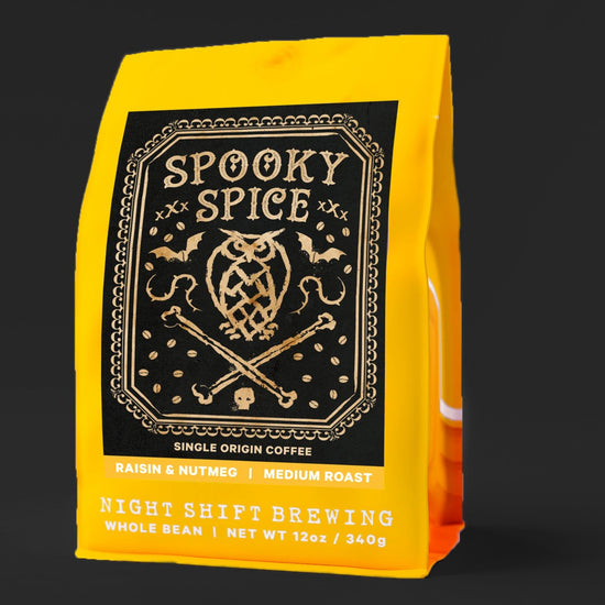 Spooky Spice - Single Origin - Limited Release