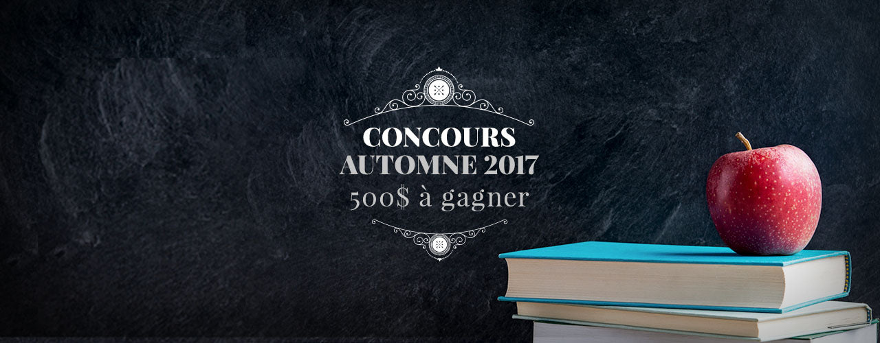 Concours - Banner