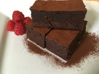 Wicked Chocolate brownie recipe