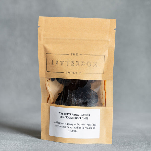 Letterbox Larder Black Garlic Cloves