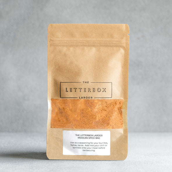 Letterbox Larder Mexican Spice Bag