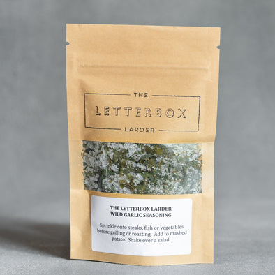 Letterbox Larder Wild Garlic Seasoning