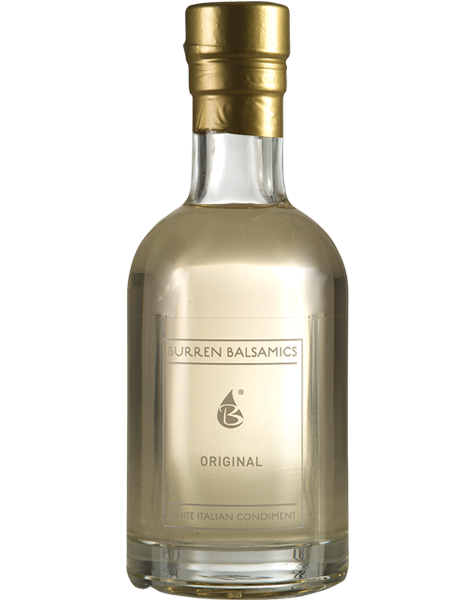 white balsamic vinegar of modena