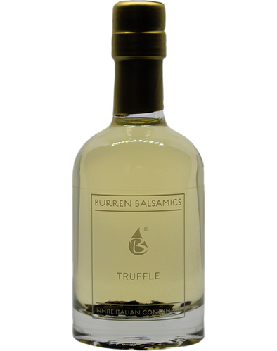 Truffle white balsamic vinegar
