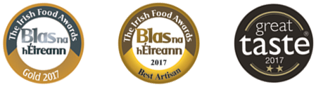 Burren Balsamic awards
