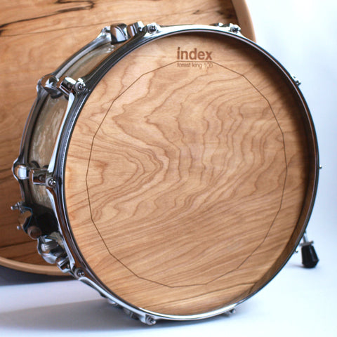 Forest King 100 Drumheads - Index Drums