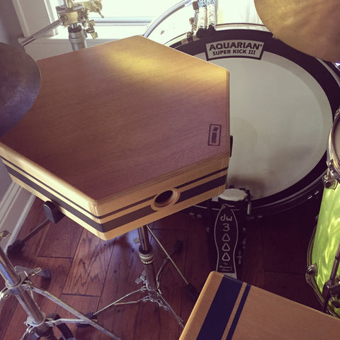 Index Piccolo Snare - The Flapjack Cajon Snare by Index Drums - Index Drums