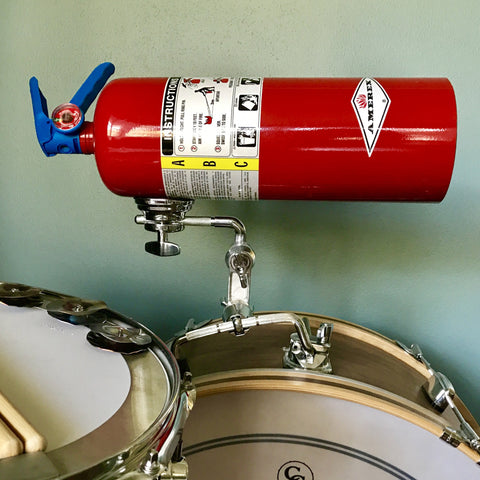 FireBell - The Fire Extinguisher Cowbell - Index Drums