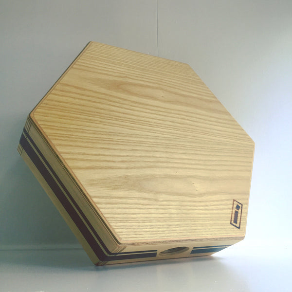 Index Piccolo Snare - The Flapjack Cajon Snare by Index Drums