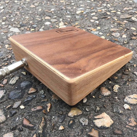 The Shoe Box - Oak/Walnut