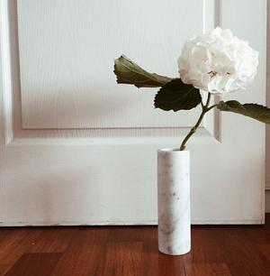 (DISPLAY SAMPLE) Marble Vase