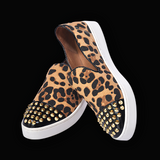 FIERCE SLIP-ON SNEAKERS