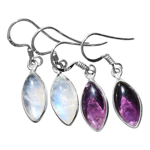 Marquise Drop Earrings