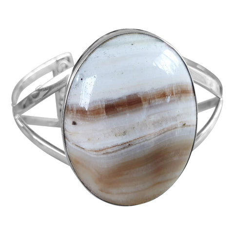 Jupiter Crazy Lace Agate Bangle