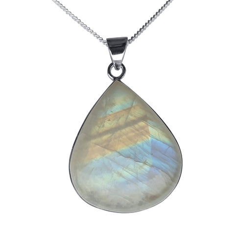 Enticing Moonstone Pendant