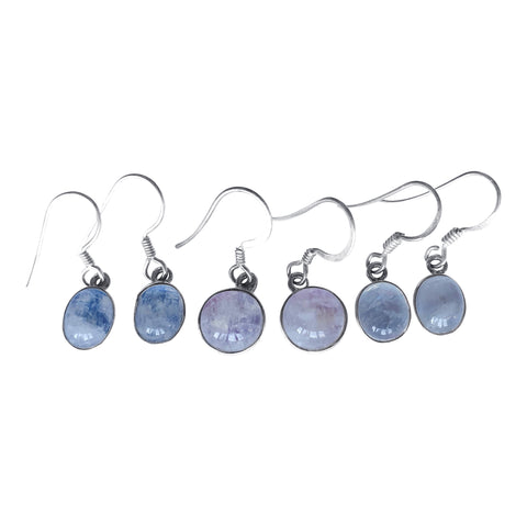 Moonstone Earring Selection