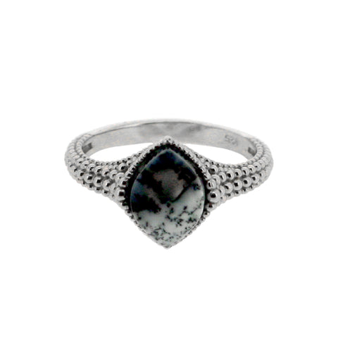 Merlinite Dotty Ring