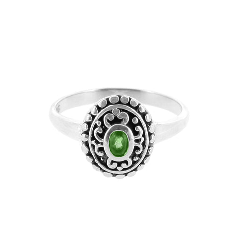 Fancy Gemstone Ring