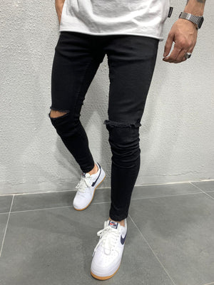 Destroyed Skinny Denim 4937