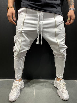 Jogger with zip detail BRS5103W
