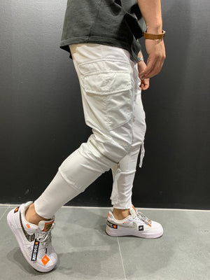 Cargo Pants with zippers BRS5105W