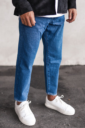 Basic Relaxed Denim B5413BL