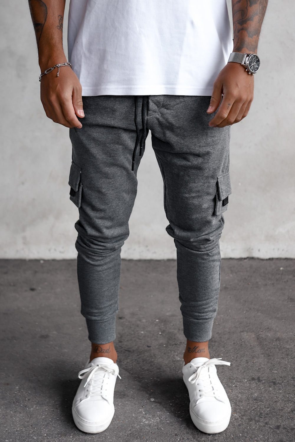 Cargo Sweat Pants YY1001G