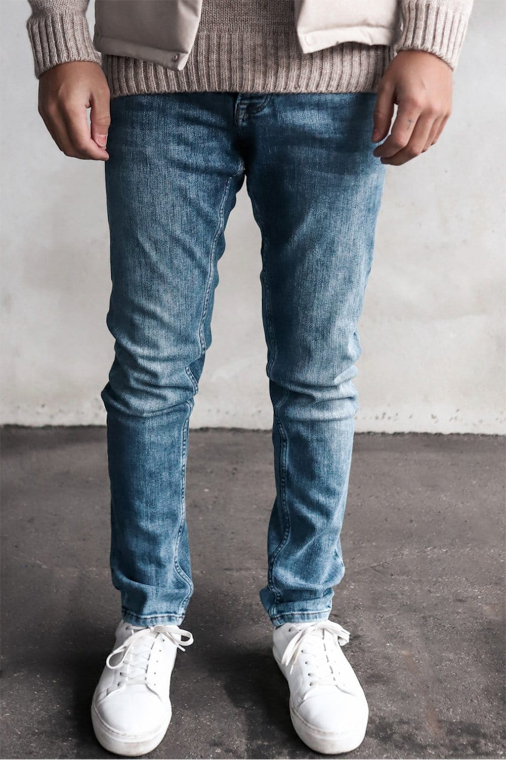 Basic Slim Fit Denim YY0055