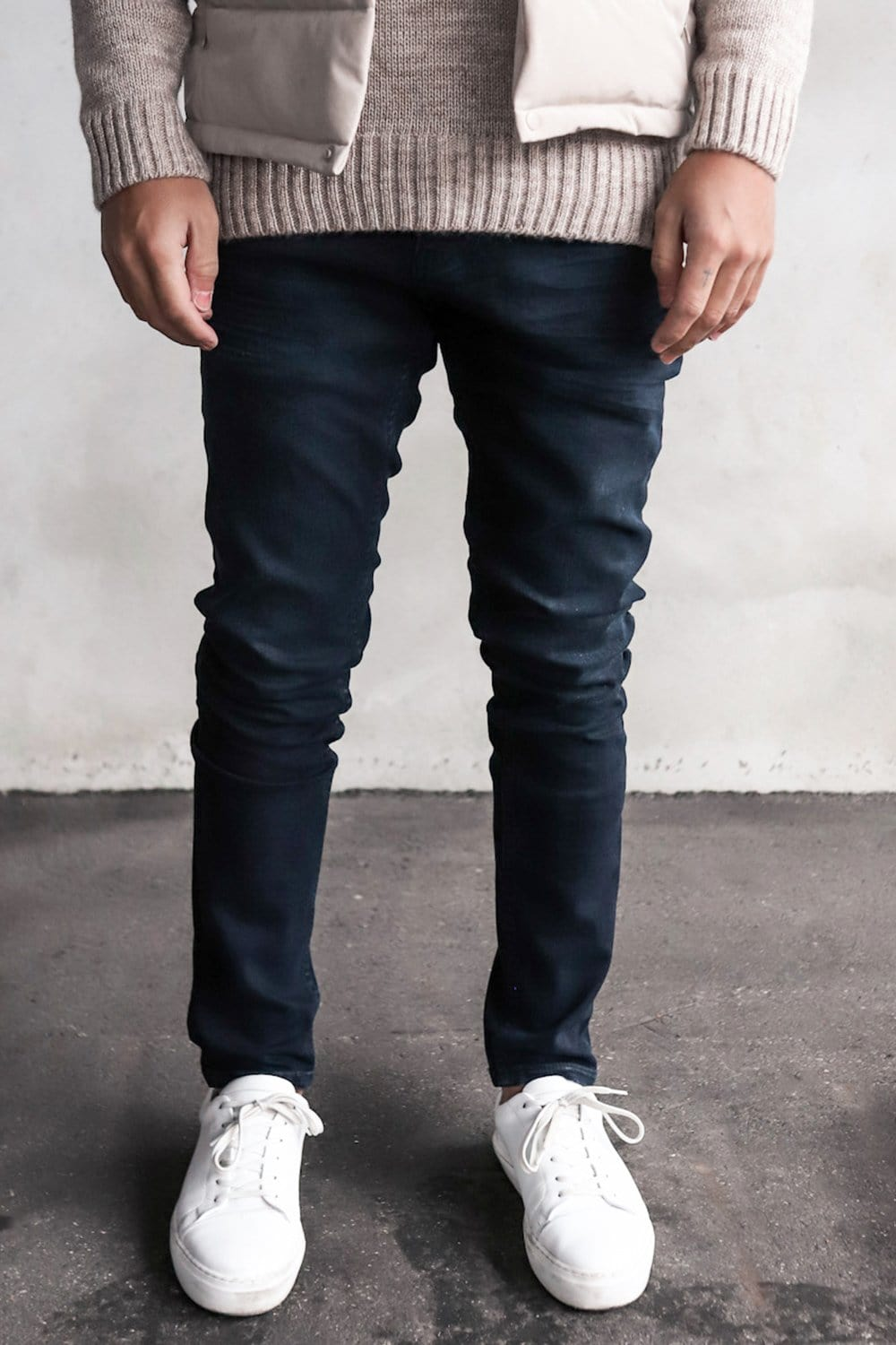 Basic Slim Fit Denim YY0052