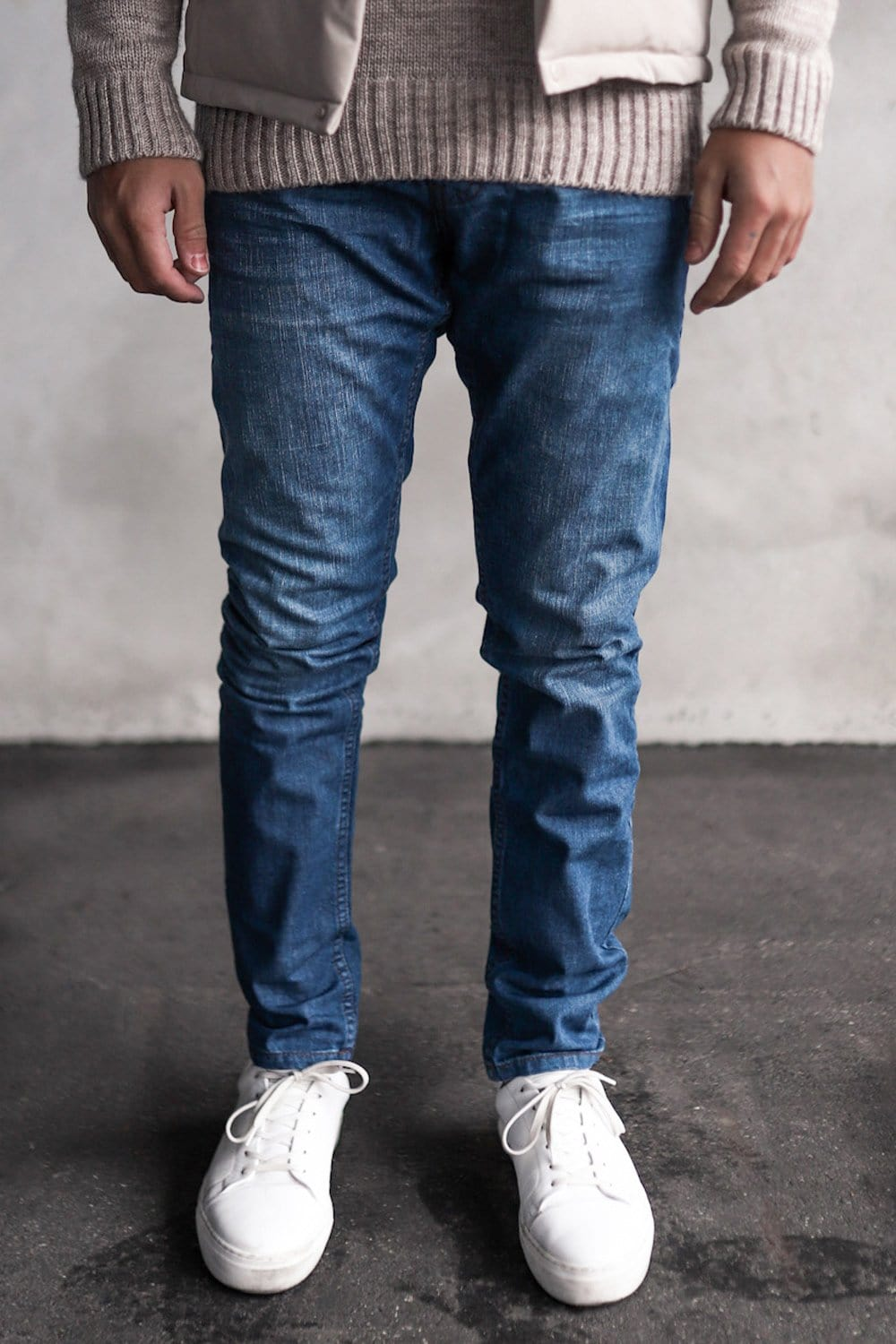 Basic Slim Fit Denim YY0053