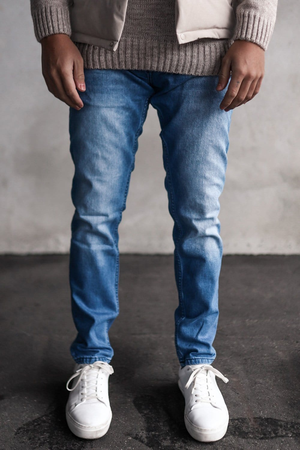 Basic Slim Fit Denim YY0056