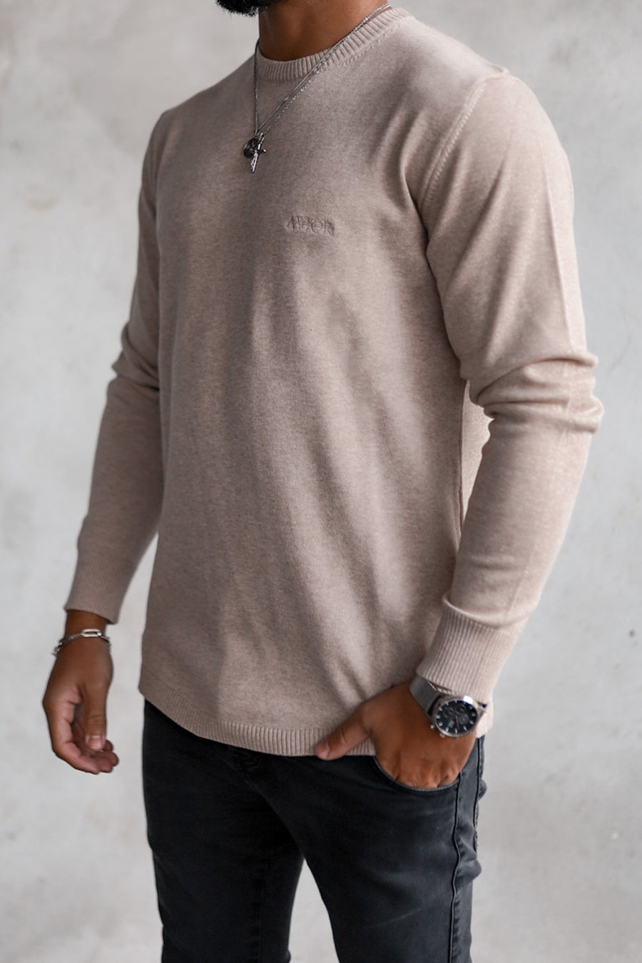 Strick Sweater K4002BE