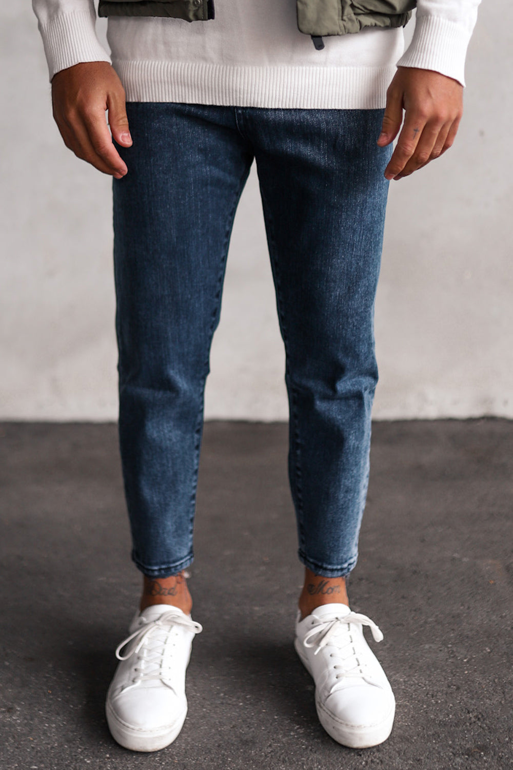 Basic Relaxed Denim B5604