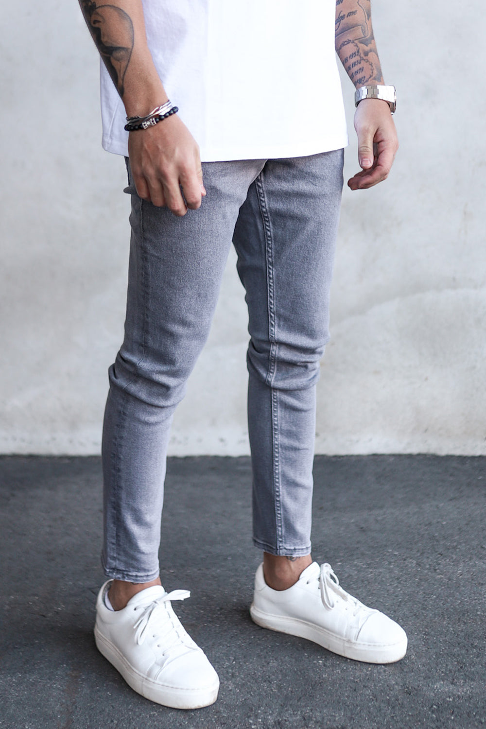 Basic Skinny Denim B5945-1