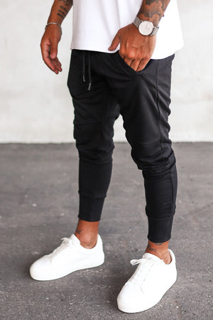 Cropped Sweat Pants YY1003B