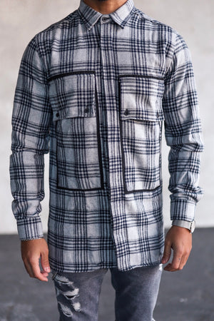 Flannel Shirt G1013G