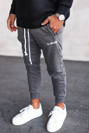 Cropped Sweat Pants SP7001G
