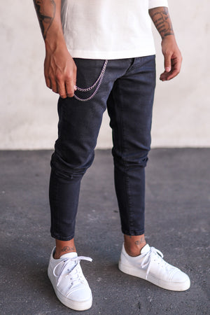 Basic Tapered Denim B5208