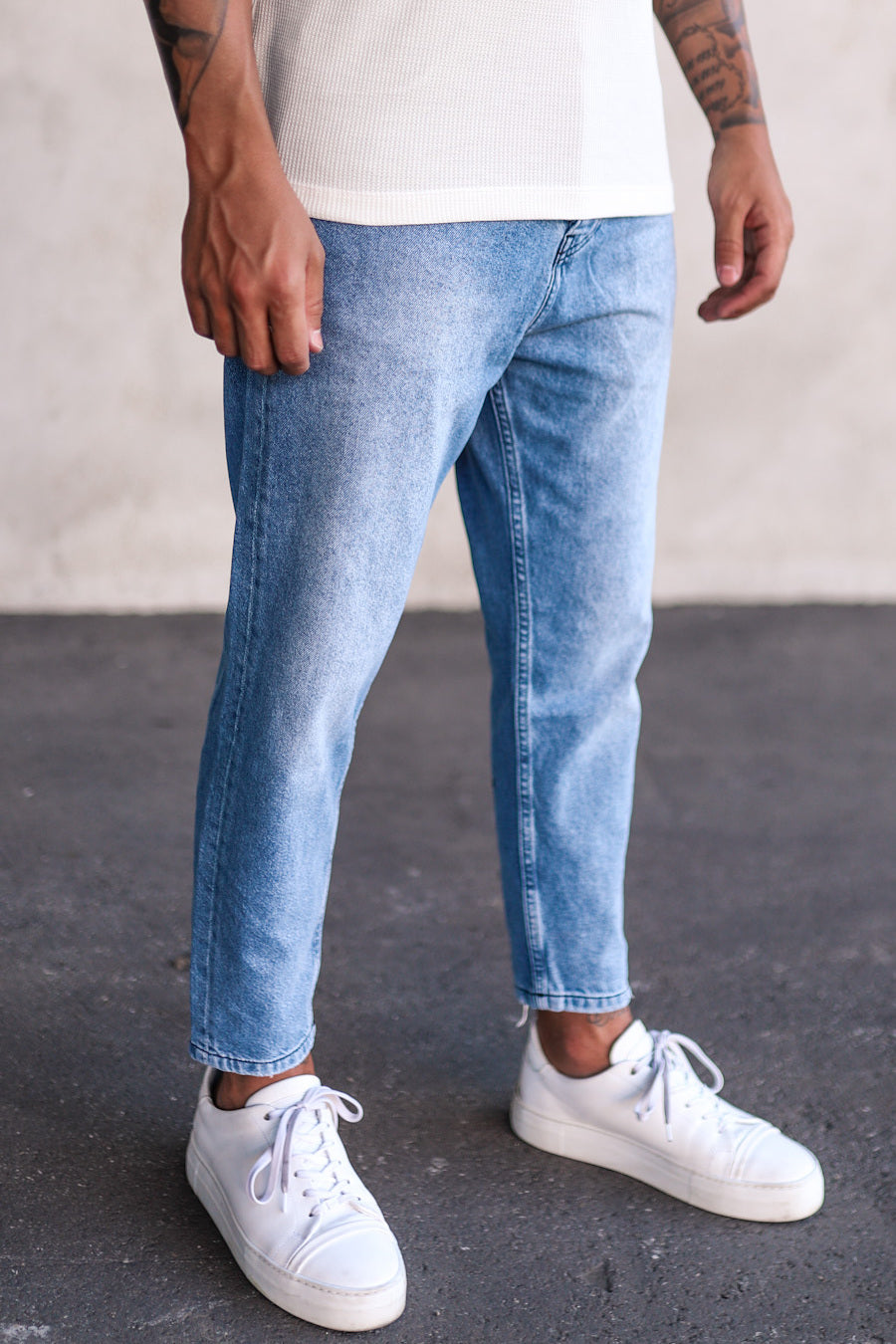 Basic Relaxed Denim B5294