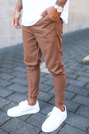 Cropped Pants P1044LBR