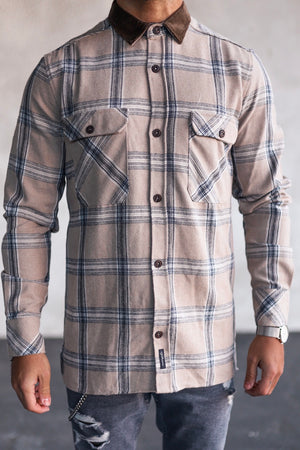 Flannel Shirt G1016BE