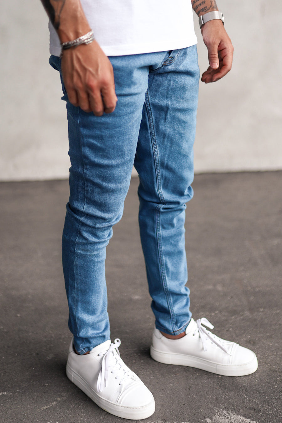 Basic Skinny Denim YY0047