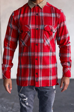 Flannel Shirt G1016R